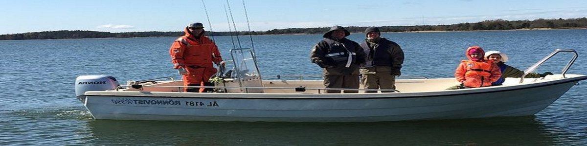 VIP рибалка на Аландських  островах