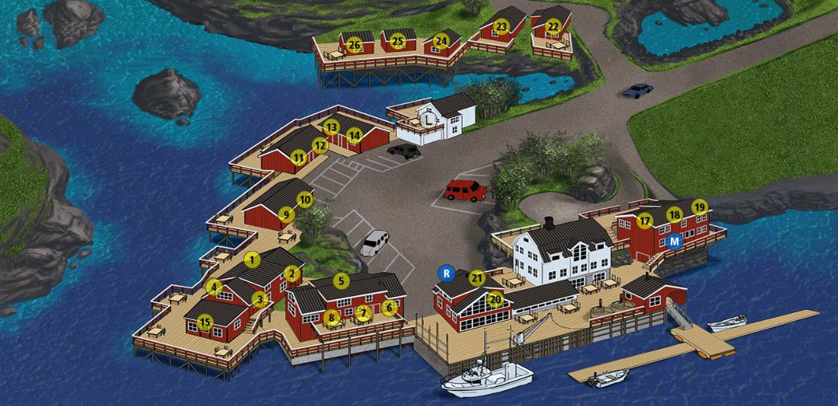 Рыбалка на Лофотенских островах в Хеннингсвере