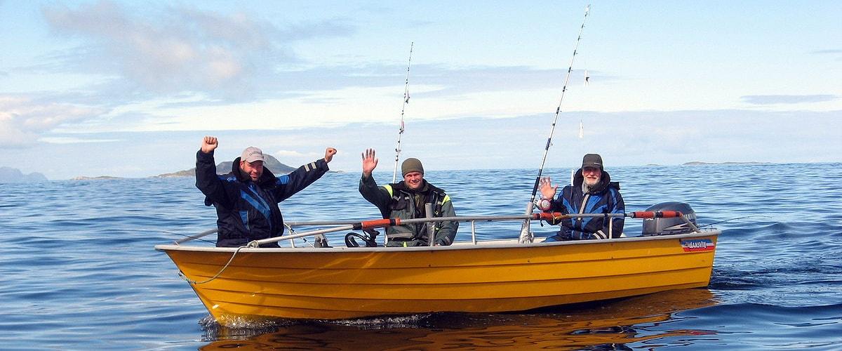 Сезоны рыбалки в Норвегии