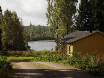 Рыбалка на озере Феген в Швеции