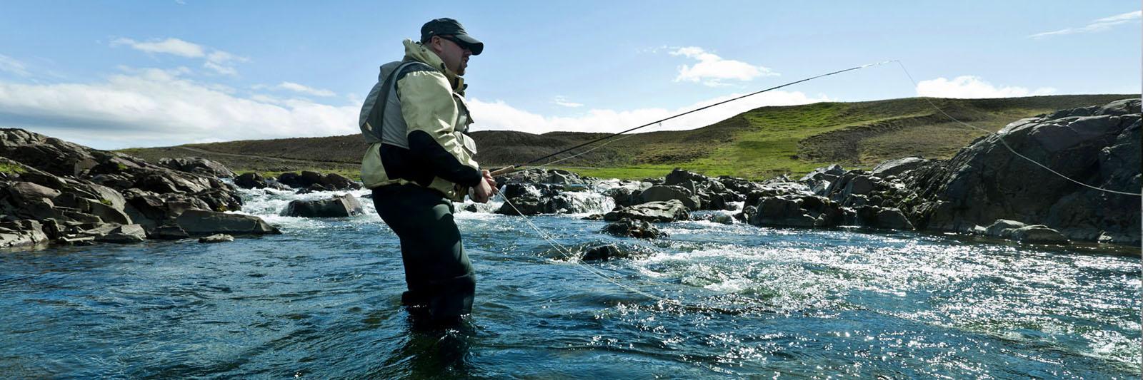 Секреты рыбалки в Швеции