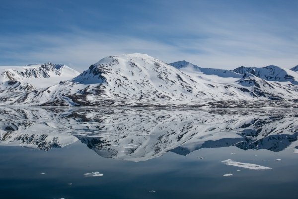 Круиз по Шпицбергену и полярные медведи
