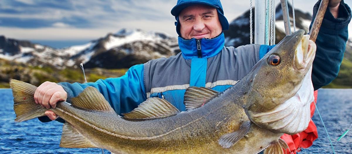 Рыбалка в Норвегии самостоятельно