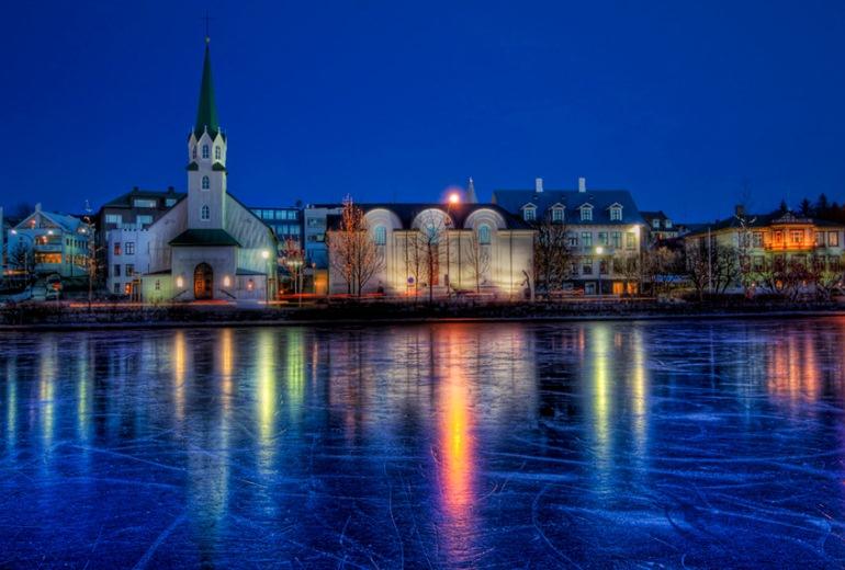 Різдвяний тур в Ісландію