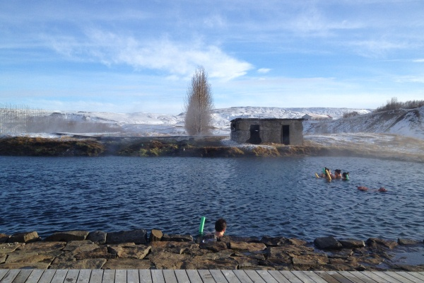 Новогодняя Исландия