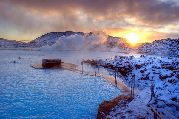 VIP новорічний тур в Ісландію