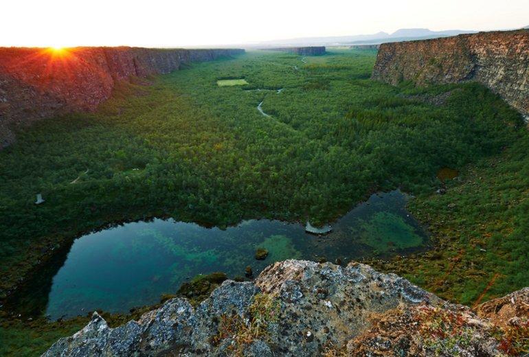 Экскурсионный тур в Исландию