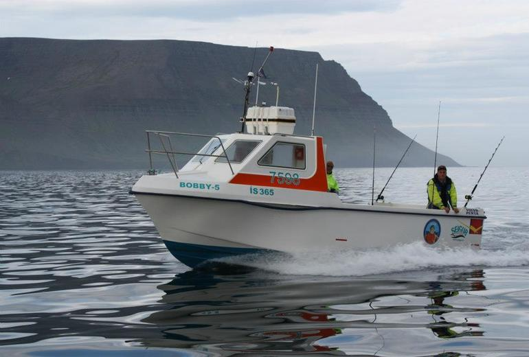 Морська рибалка в Ісландії