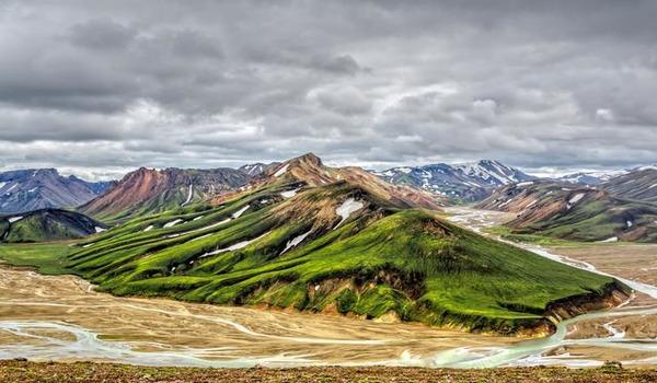 Тур по самым красивым местам Исландии