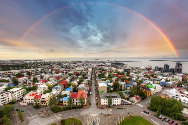 Активный индивидуальный тур вокруг Исландии