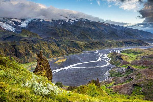 Природные пейзажи Исландии (индивидуальный тур)