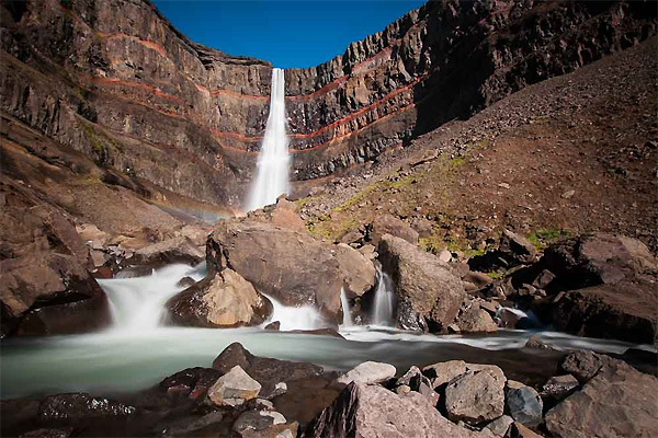 Индивидуальный летний тур вокруг Исландии