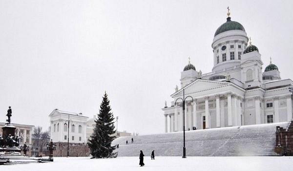 Автобусные туры в Лапландию к Санта Клаусу
