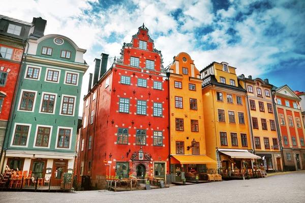 Авиатур по всей Скандинавии и фьордам Норвегии