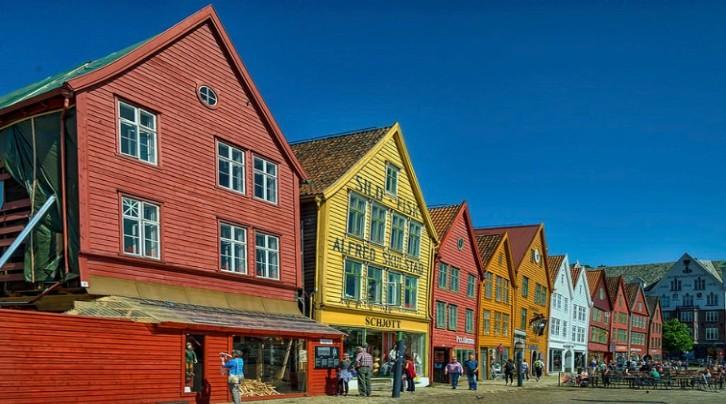 Индивидуальный тур по Согнефьорду (Осло - Берген)