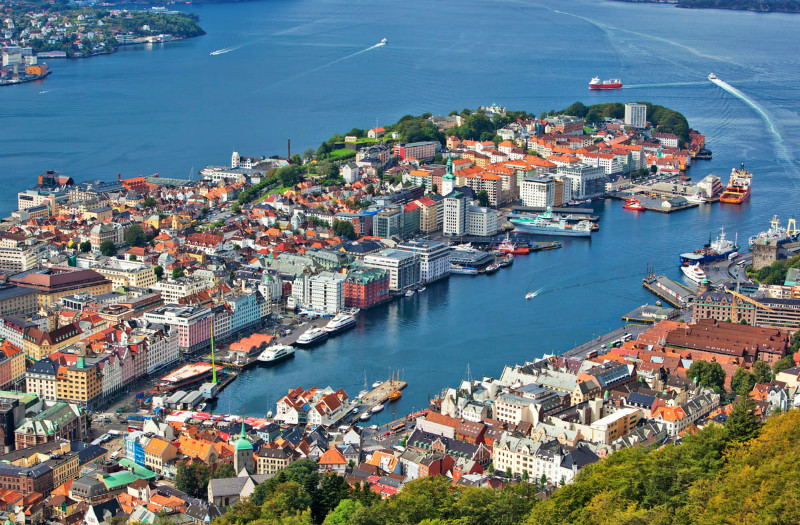 Індивідуальний тур по Согнефіорду (Осло - Берген)