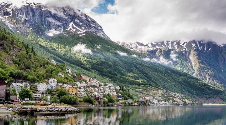 Индивидуальный активный тур по Норвегии
