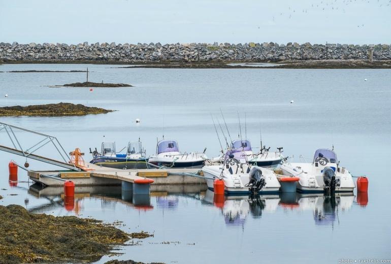 Трофейная рыбалка в Северной Норвегии в Анденесе