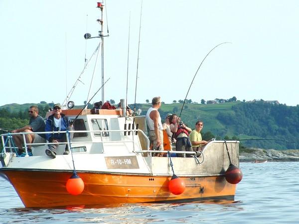 Рибалка в регіоні Ставангера