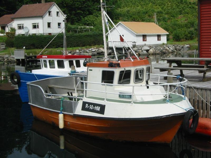 Рыбалка в регионе Ставангера