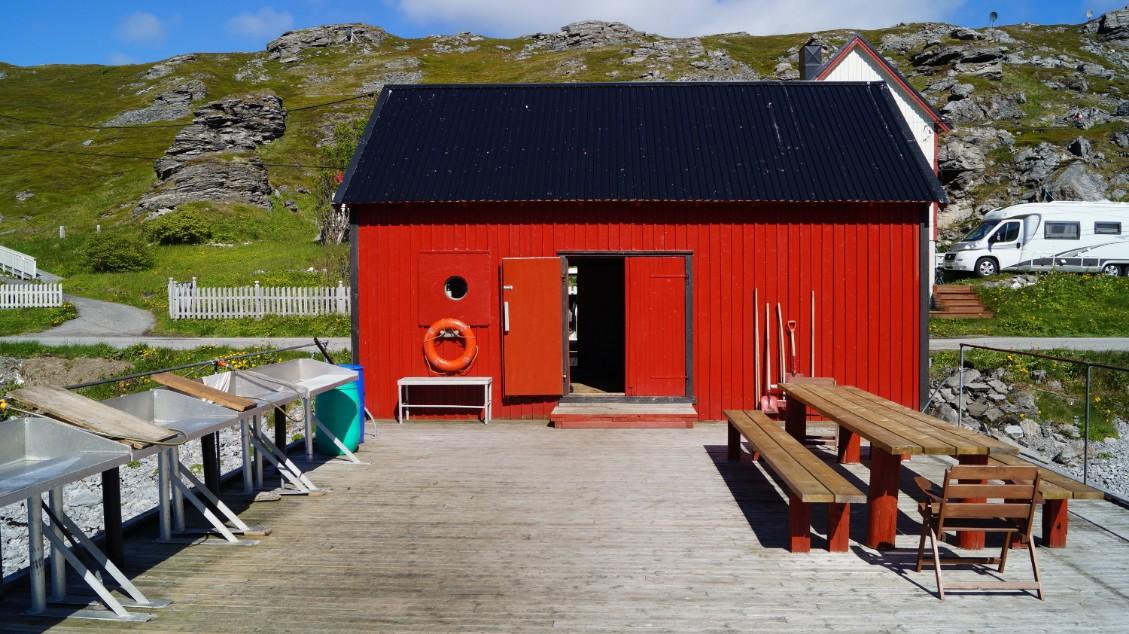Риболовля на півночі Норвегії (Хавойсунд)