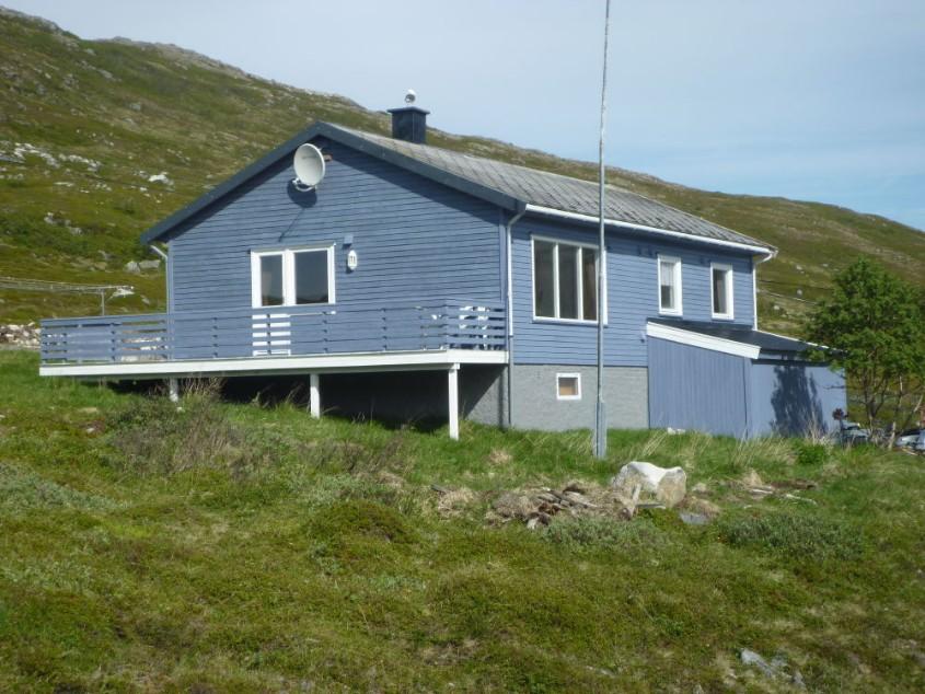 Рыбалка на севере Норвегии (Хавойсунд)