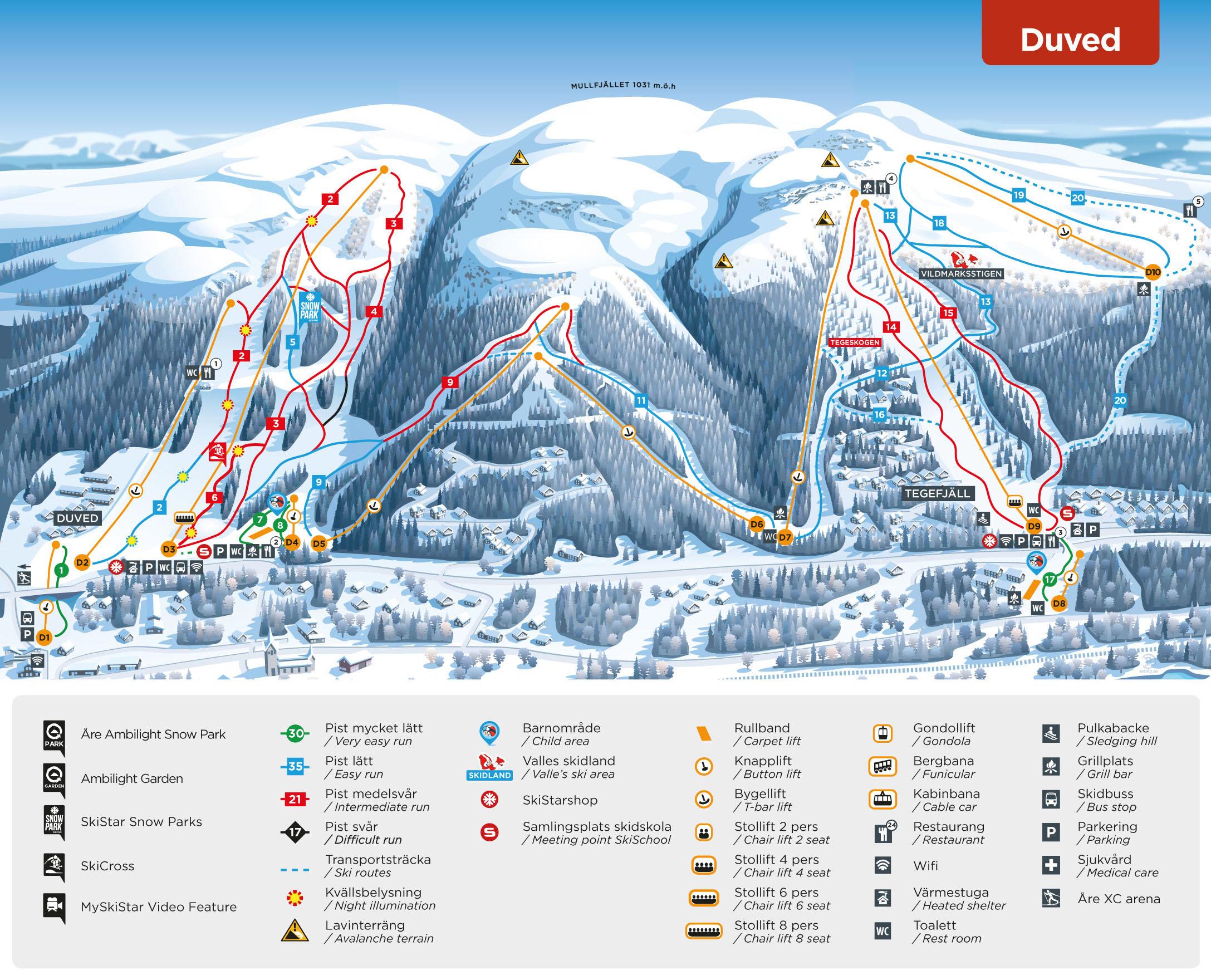 Тур на горнолыжный курорт Оре