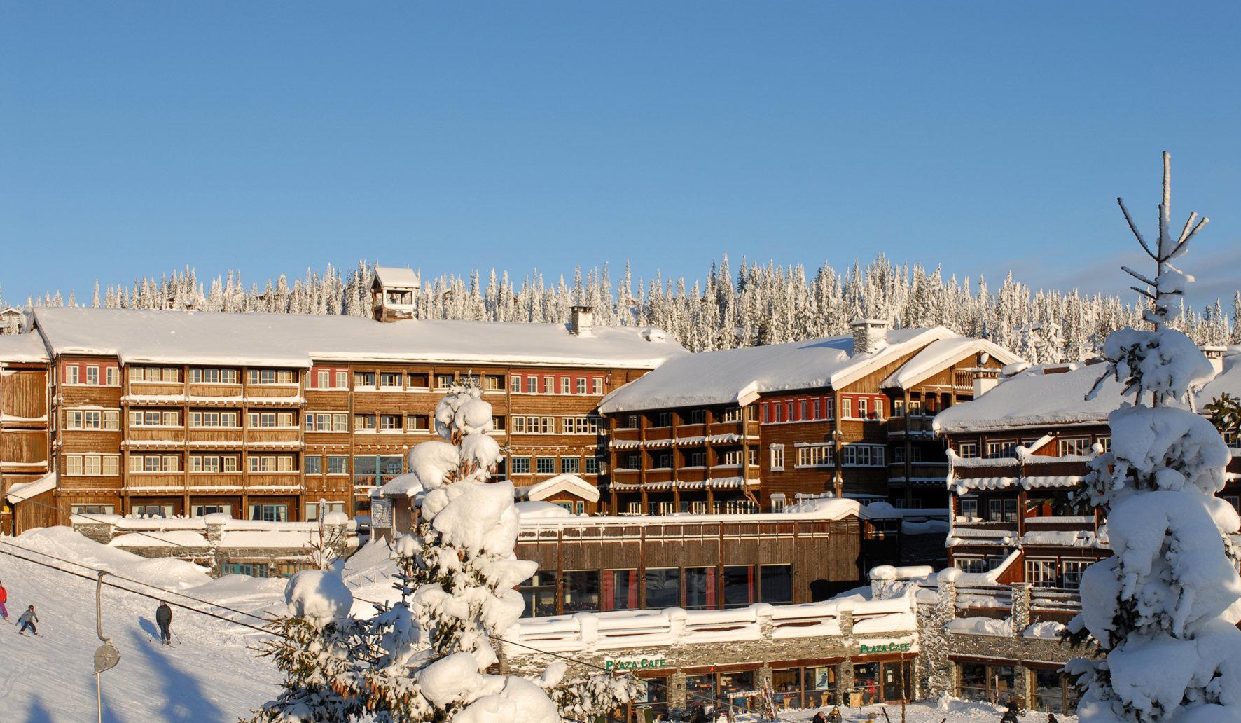 Тур на горнолыжный курорт Квитфьель