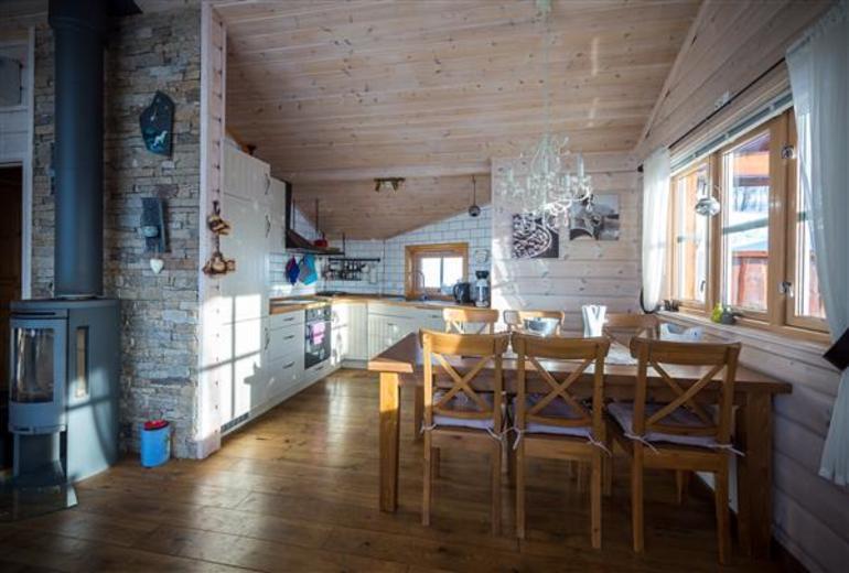 Тур на гірськолижний курорт Malselv Mountain Village
