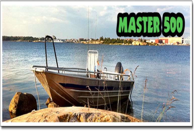 Рибалка в Швеції на архіпелазі Карлскруна