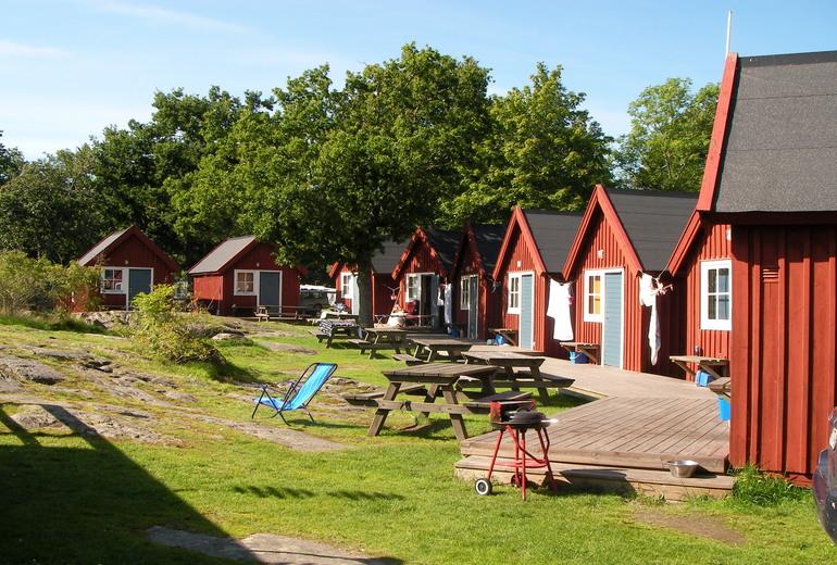 Рыбалка в Швеции на архипелаге Карлскруна