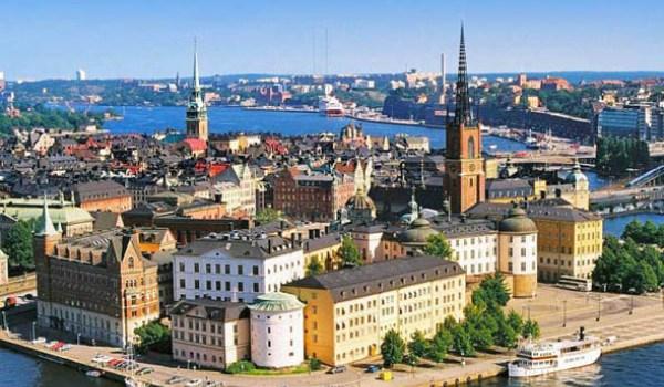 Стокгольм на выходные